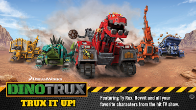 Dinotrux Review