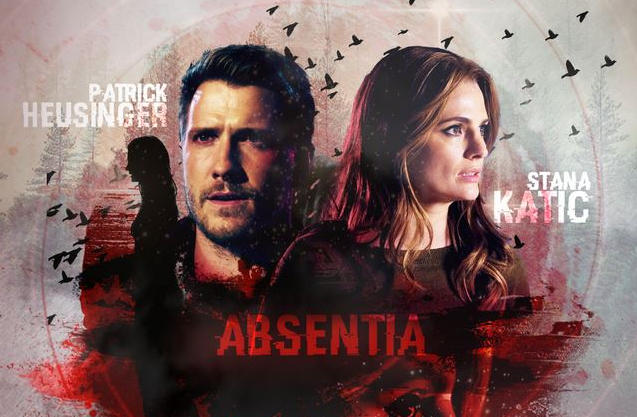 Absentia con Stana Katic, film streaming su Amazon Prime Video