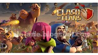 Game Clash Of Clans COC MOD APK