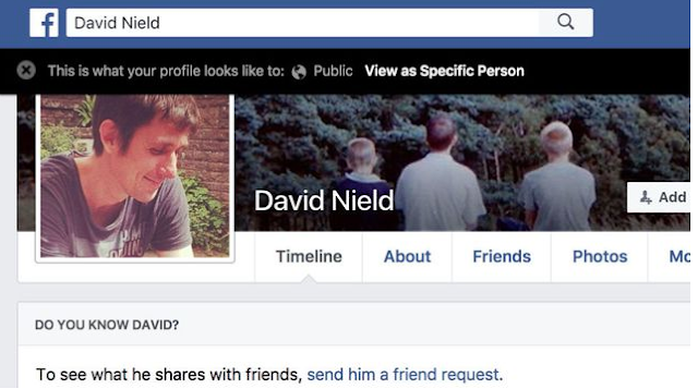 How to lock down your privacy on Facebook