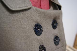 manteau n°118 burda  01/2001