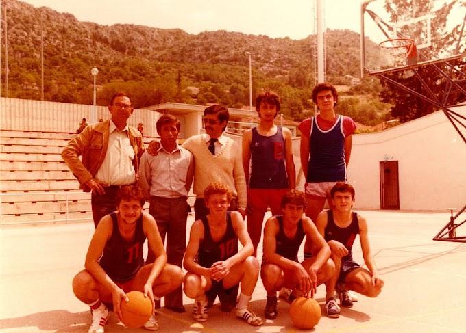 Iz ljubuške prošlosti: KK Ljubuški 1982.