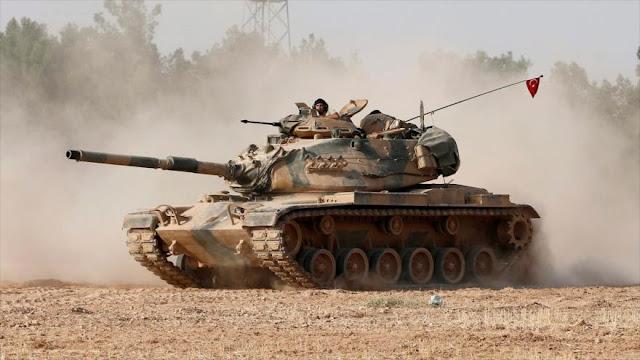 Turquía amenaza con vengarse de Siria por muerte de sus soldados