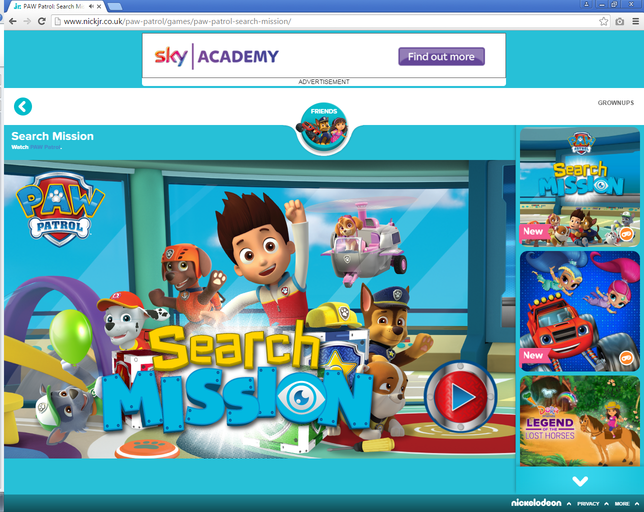 Mummy Of 3 Diaries: Head to NickJR For More Fun Than Ever Before ...