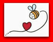 Une abeille Mousquetette