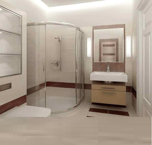 Modern Small Bathroom Designs With Shower Room New Ideas 2019