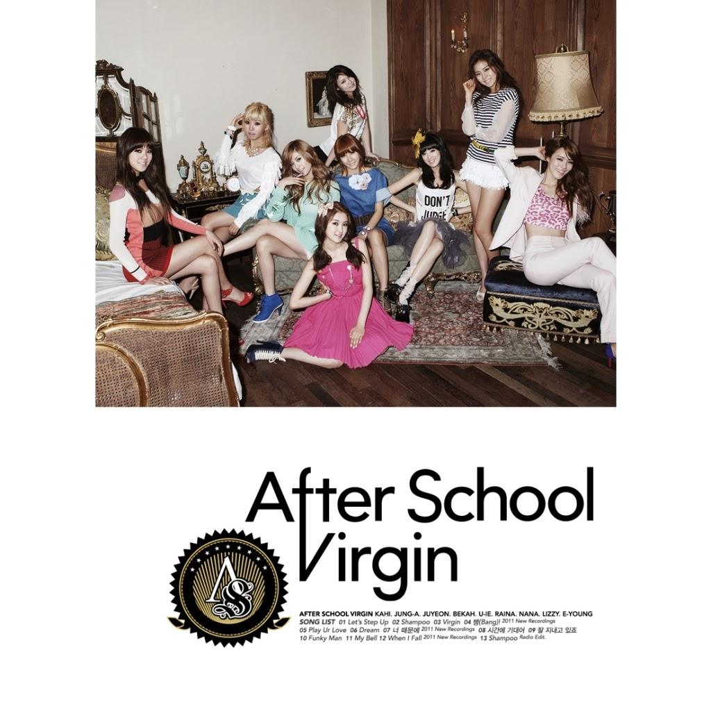 After School – Vol.1 Virgin (FLAC)