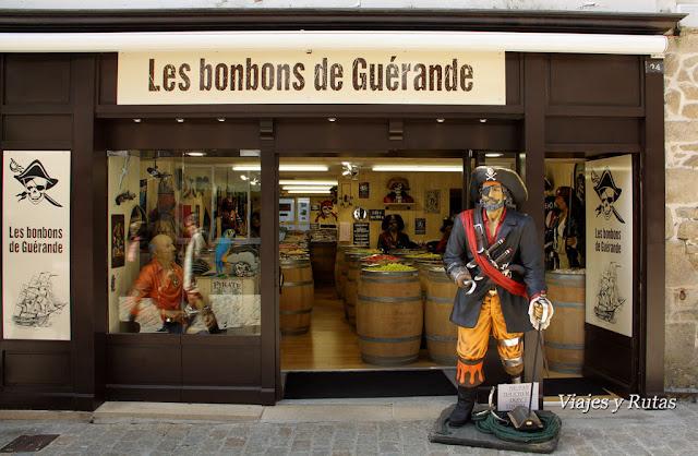 Calle de Saint Michel, Guérande