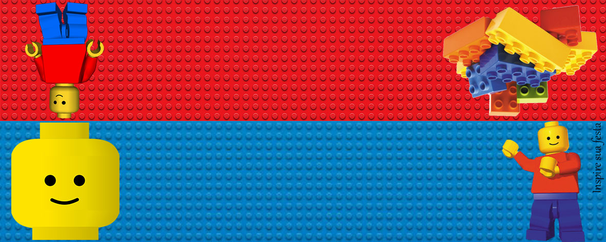 Lego Party Free Printables Candy Bar Labels and Toppers - Oh My