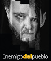 POSTER Enemigo del Pueblo por Compañía Nacional de Teatro 1