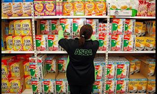 Walmart ASDA corporation