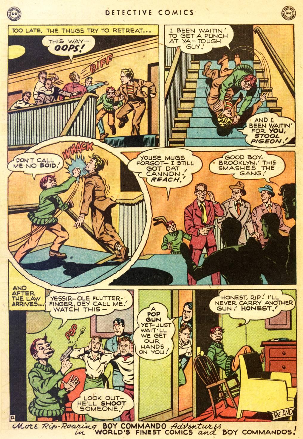 Read online Detective Comics (1937) comic -  Issue #131 - 48