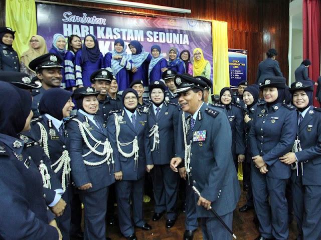 40 Pegawai Kastam Di Buang Kerja Setiap Tahun Akibat Rasuah