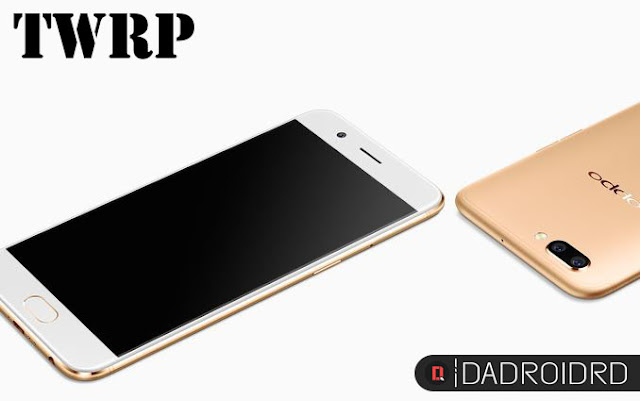 Cara pasang TWRP Recovery Oppo R11