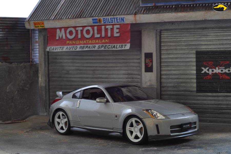 Bowerbird garage diorama cavite auto repair specialist for Credit garage auto