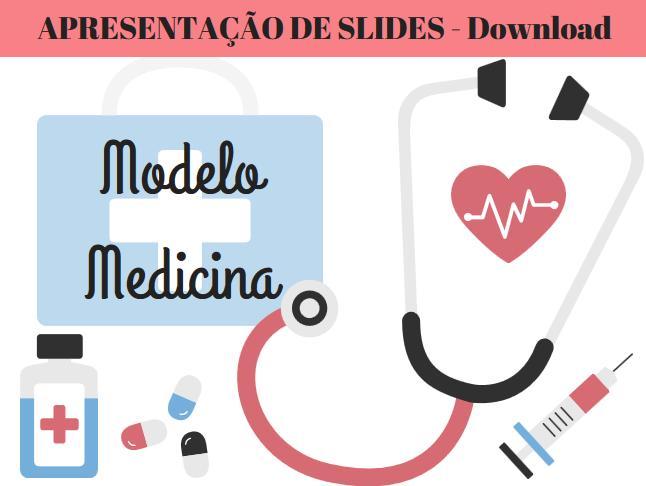 download apresentação de slides modelo medicina tira o jaleco