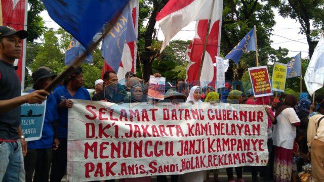Luhut Diduga Paksa DPRD DKI Selesaikan Raperda Reklamasi sebelum Anies Dilantik