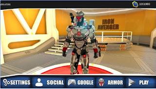 Games Iron Avenger Origins Apk