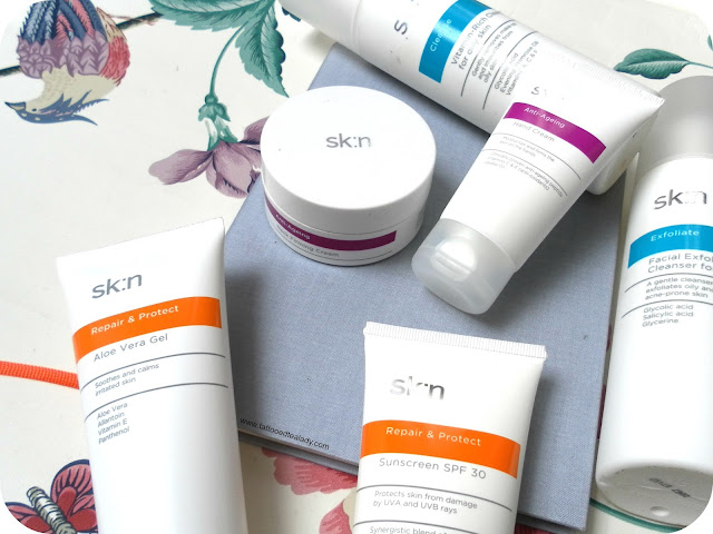 A picture of Sk:n Skincare