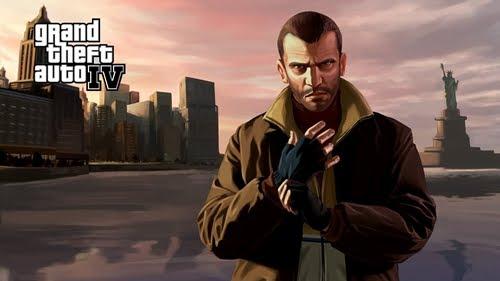 Grand Theft Auto IV: GTA 4
