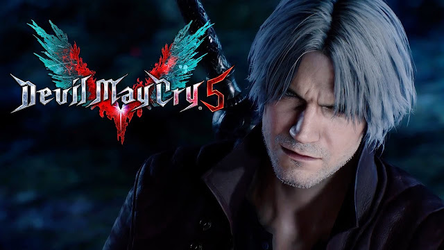 Devil may cry 5 || the upcoming giant: