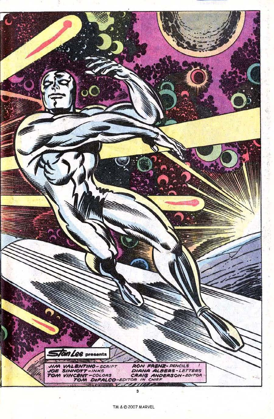 Read online Silver Surfer (1987) comic -  Issue #32 - 5