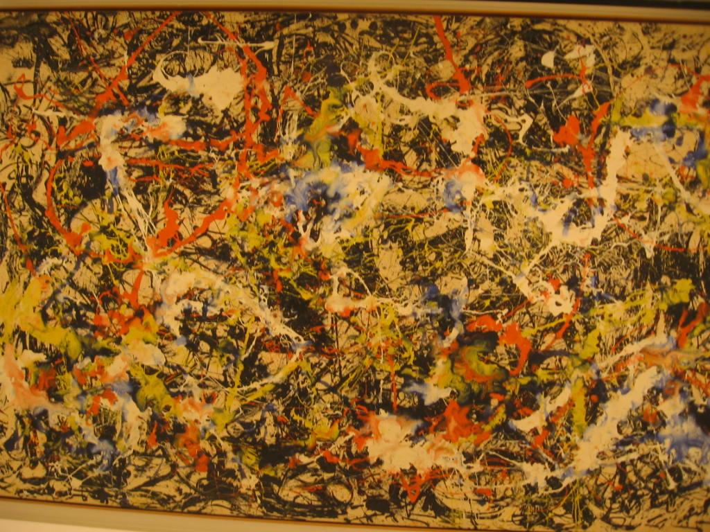 Visting Buffalo, NY - Albright-Knox Art Gallery - brucezimmmerman.com