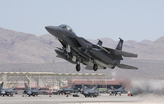 Gambar 11. Foto Pesawat Tempur F-15 Silent Eagle