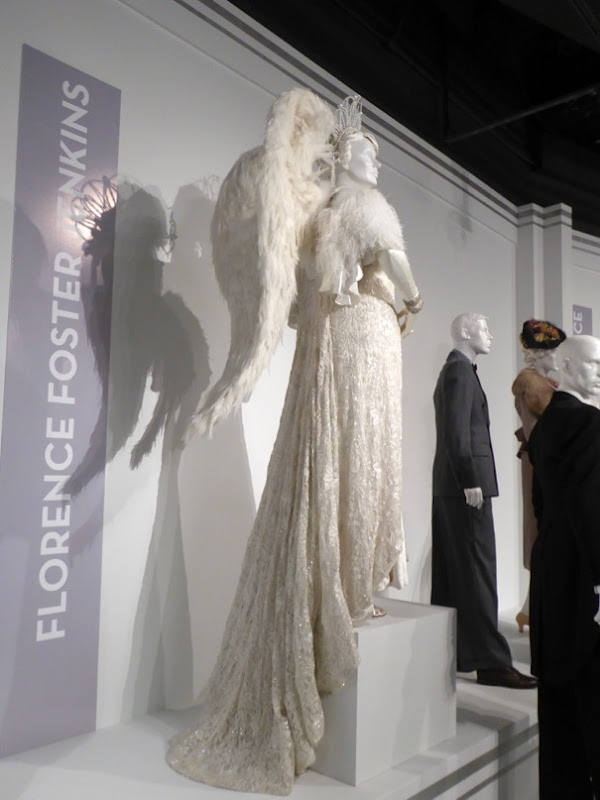 Florence Foster Jenkins angel film costume