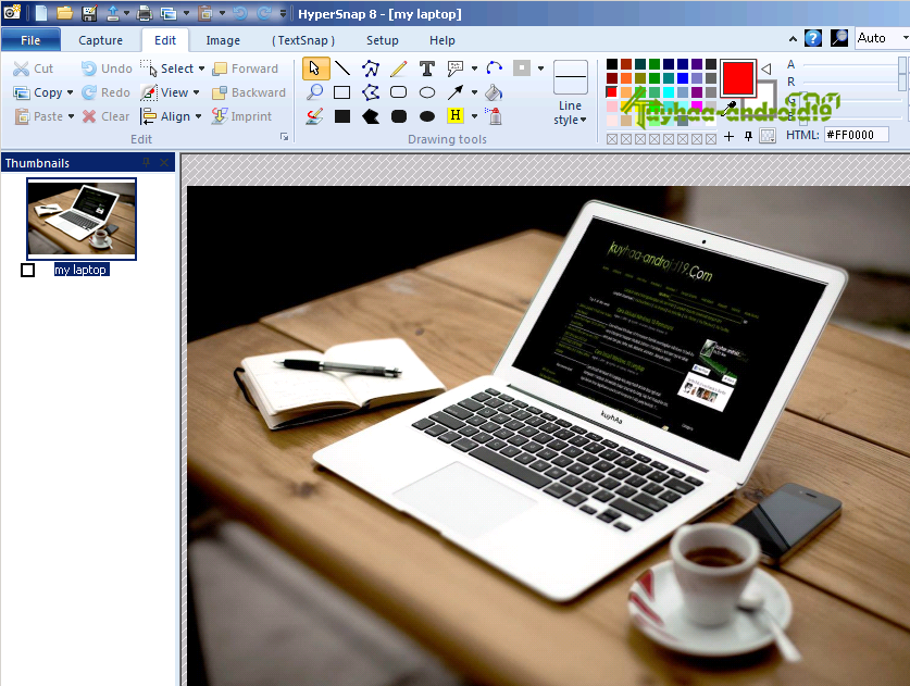 HyperSnap 8.16.10 Full Terbaru | kuyhAa.Me