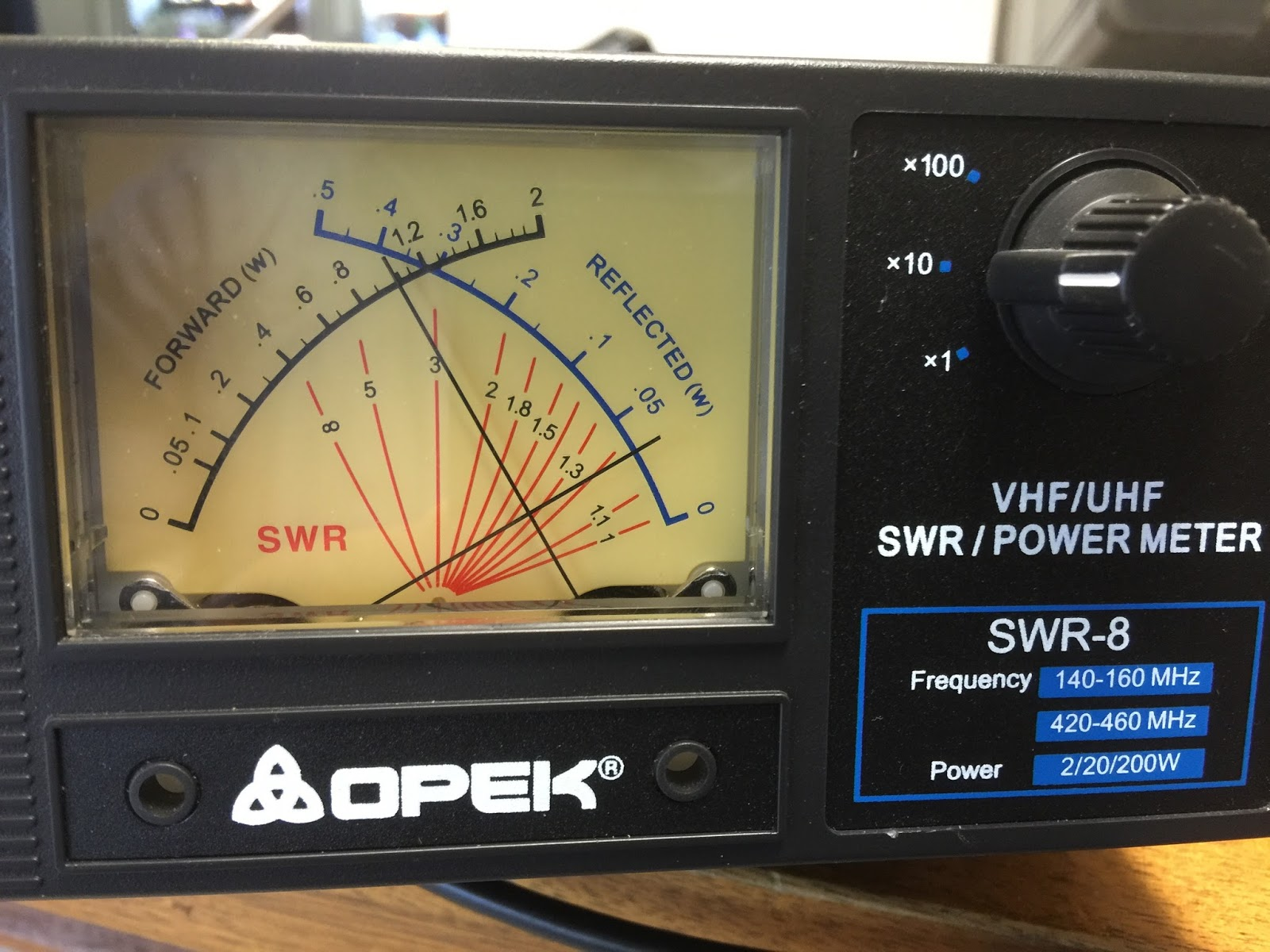 Vk4zxi 2016 Amp Gauge Wiring Diagram Http Wwwebaycom Itm Ac300v100abluelcd For Amusement I Tried The Direct Signal Input Thus Over Driving Amplifier And Putting Out A Few Extra Watts Of Power