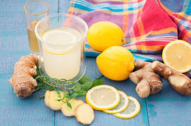 Ginger Tea Recipe for Cleansing