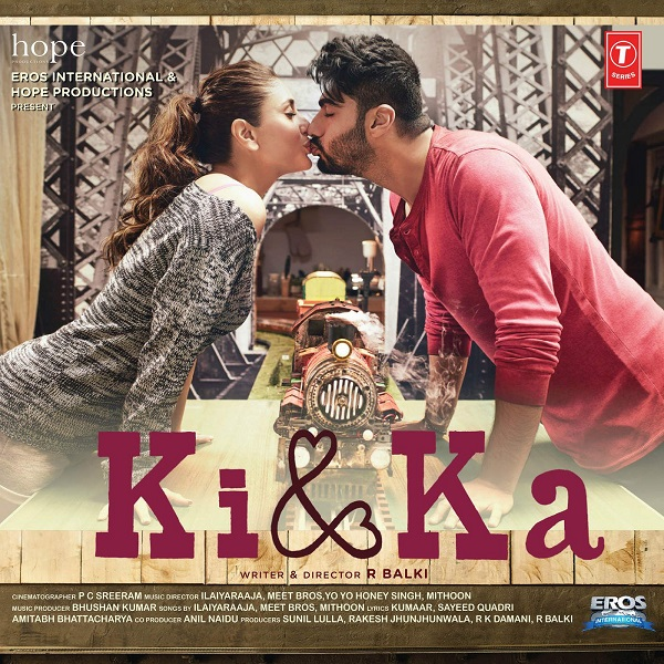 Ki & Ka 2016 Hindi DVDRip 700mb , Bollywood 2016 movie ki and ka hd dvdrip 720p 700mb free direct download or watch online full movie at world4ufree.pw