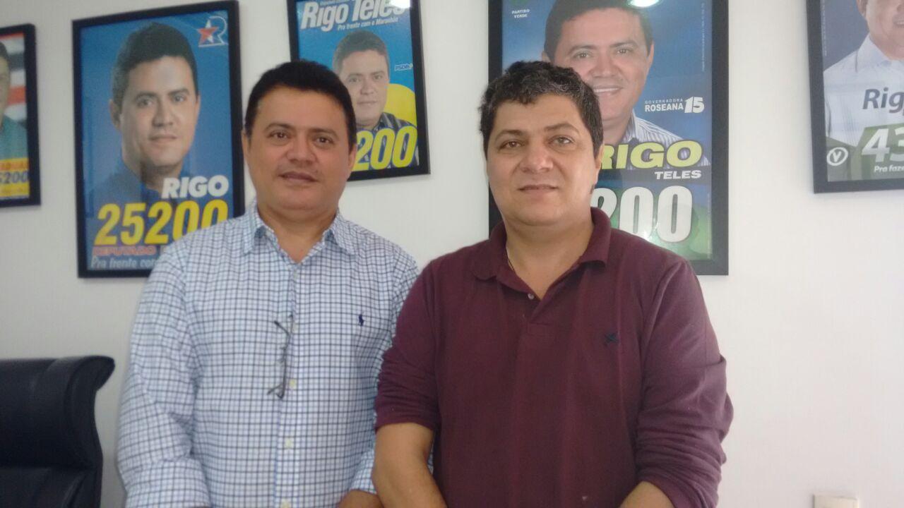 e0887166 0d7c 463e a3aa 5e3728067b1c - Prefeito Idan e deputado Rigo Teles discutem melhorias para Santa Filomena do Maranhão - minuto barra