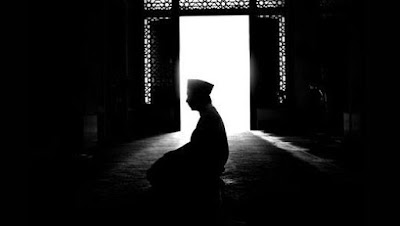 mendoakan saudaranya tanpa sepengetahuan orang