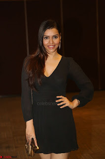Kyra Dutta in black At Rogue Movie Audio Launch ~  069.JPG