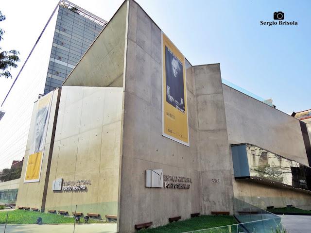 Vista ampla do Espaço Cultural Porto Seguro - Campos Elíseos - São Paulo