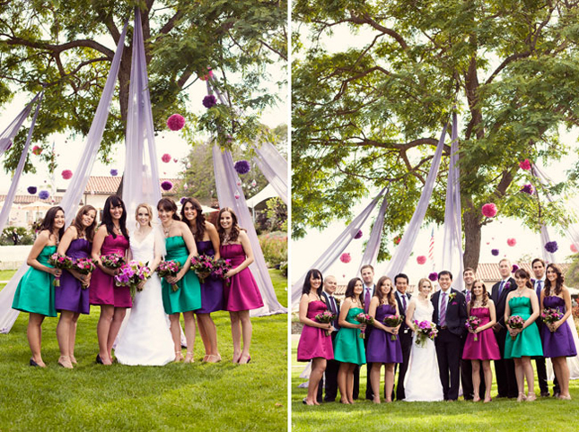 how to decide on your bridesmaids