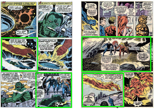 Fantastic Four 152 World of Madness Made