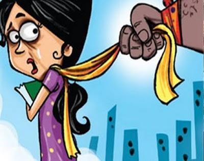 छेड़छाड़ का विरोध करने पर पीडि़ता के साथ मारपीट | Rannod News