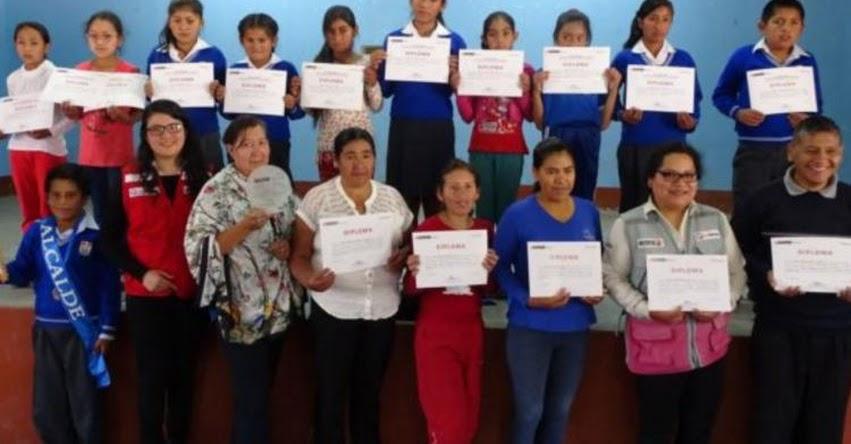 QALI WARMA: Programa social premió a Colegio de Huaylas por destacada gestión del servicio alimentario - www.qaliwarma.gob.pe