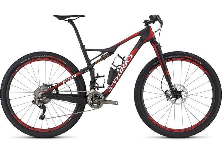 Bicicleta Specialized S-Works Epic FSR
