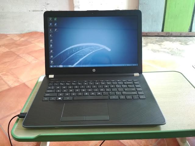 Sekitar bulan Agustus kemarin aku resmi pindah devisi lagi Review Pemakaian Laptop HP 14-BW017AU Gray Color