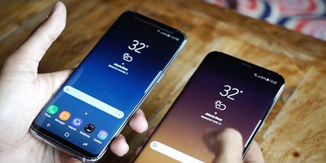 Review Samsung Galaxy S8 Terbaru 2017