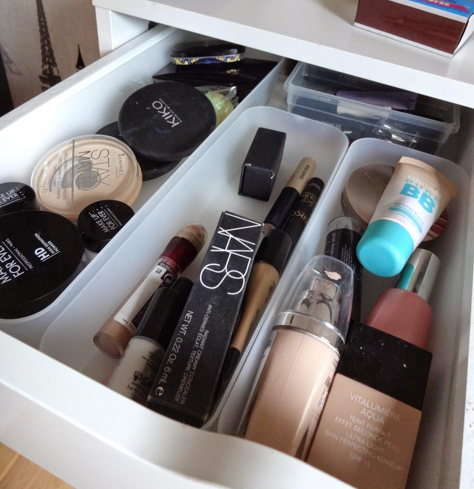 Rangement Maquillage Tiroir Ikea | Venus Et Judes