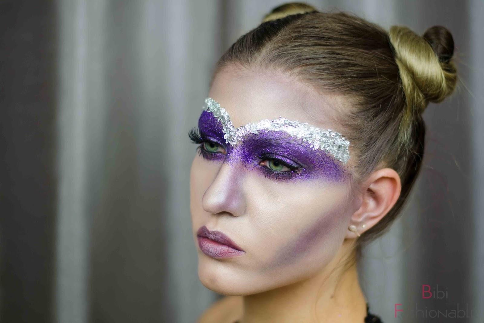 MAC Halloween 2016 Celestial Sorceress inspired Look Blick Ferne