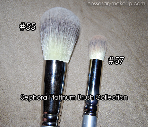 Pro Airbrush Concealer Brush #57 by Sephora Collection #17