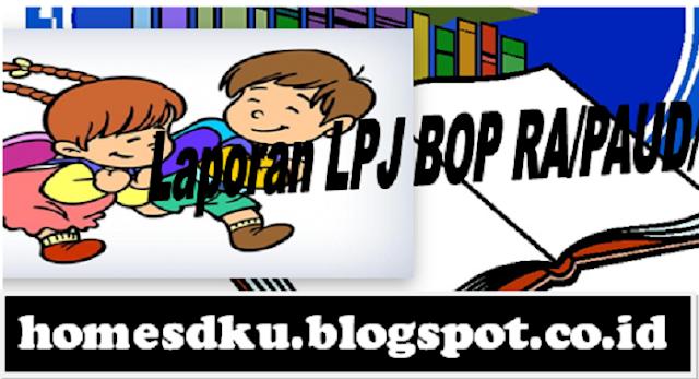 LPJ BOP Paud Terbaru