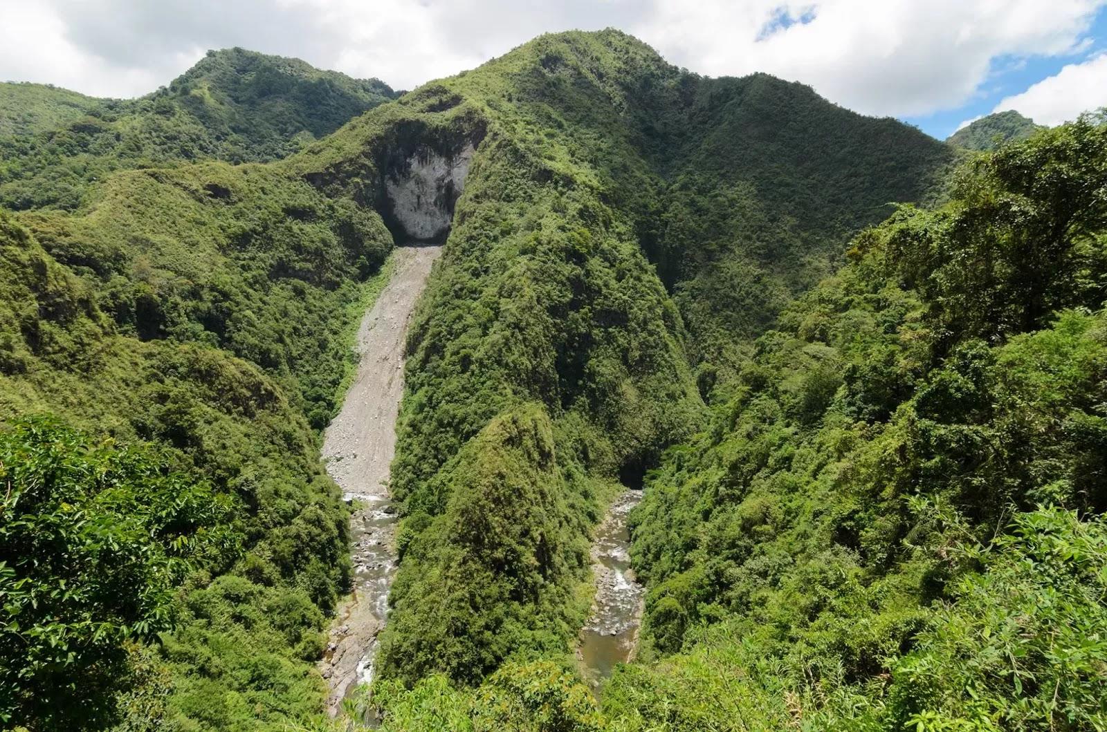Tappiyah Sidescene Landscapes Batad Ifugao Cordillera Administrative Region Philippines