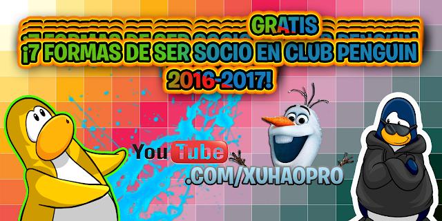 http://www.trucosdeclubpenguin.biz/2016/01/como-ser-socio-gratis-en-club-penguin.html